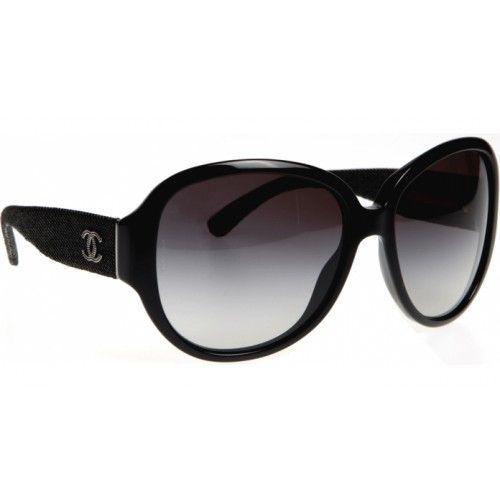 7c265246d2757 Óculos de Sol Chanel CH5163 Preto - MODA PRAIA