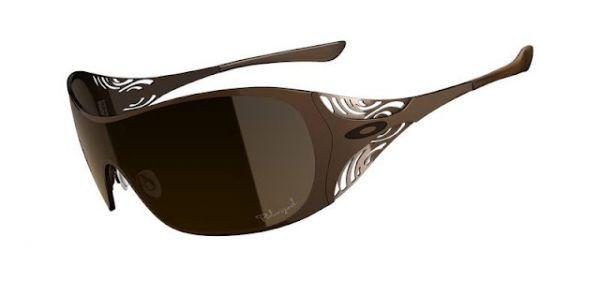 Oakley Liv Polished Chocolate  Bronze Polarized - MODA PRAIA 2bb16323d3