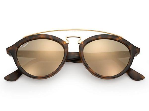 Óculos Ray Ban Gatsby Oval RB4257 6092 5A Acetato Feminino - MODA PRAIA b201e2c52c