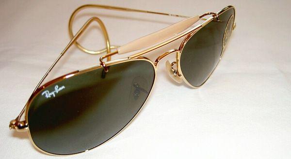 35360866001e7 Óculos Ray Ban Caçador Outdoorsman RB 3030 L0216 - MODA PRAIA