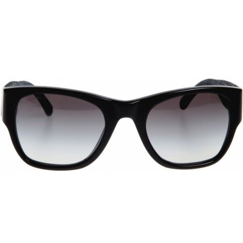 4afd386500e7e Óculos de Sol Chanel CH5162 Preto - MODA PRAIA