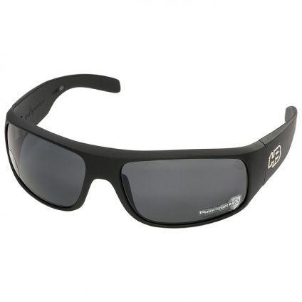 7973313e8d3e9 Óculos HB Rage Polarizado Preto Fosco Masculino - MODA PRAIA