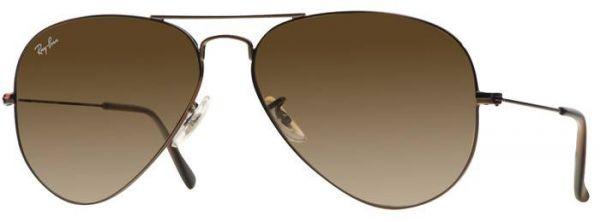 20e8d0ca2d1b8 ... spain Óculos de sol ray ban metal rb3025 aviador cobre unissex 6a43b  9f65a ...